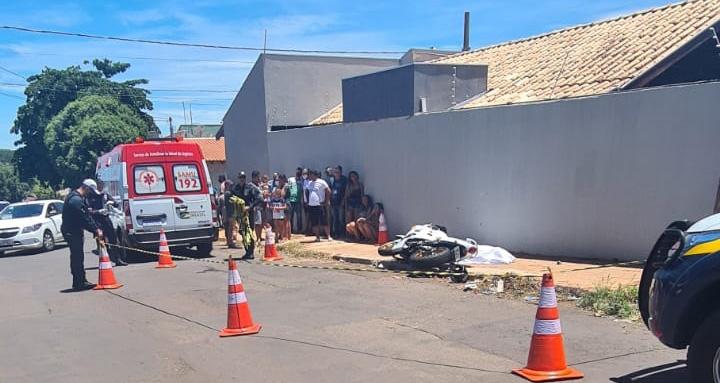 Condutor de moto 750 cilindradas não consegue frear e morre ao colidir com  muro - Diário DigitalDiário Digital